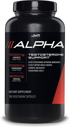 JYM Supplement Science Testosterone Booster