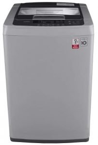 LG 6.5 kg Inverter Fully-Automatic Top Loading Washing Machine (ASFPEIL)
