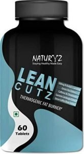 Naturyz LEAN CUTZ Thermogenic Fat Burner