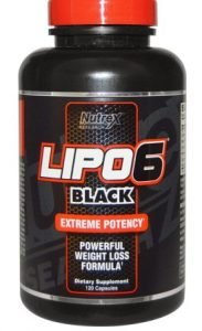 Nutrex Lipo-6 Fat Burner