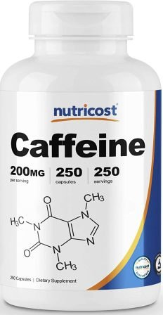 Best Caffeine Pills