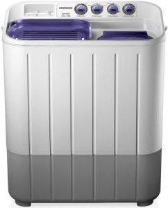 Samsung 7.2 kg Semi-Automatic Top Loading Washing Machine (WT725QPNDMPXTL)