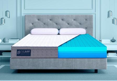 The Sleep Company SmartGRID Luxe Mattress