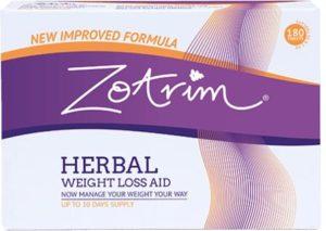 Zotrim Herbal Weight Loss AID