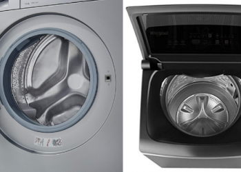 difference between top load and front load washing machine