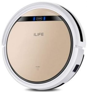 iLife Robot V5s Pro Robotic Vacuum Cleaner with Mopping