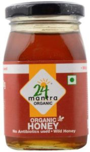24 Mantra Honey