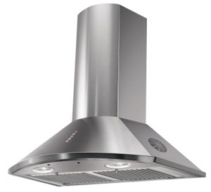 Faber 60cm 3 Way Silent Suction Chimney, 1295 m3/hr (TENDER 3D Max T2S2)