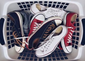 How to Wash Shoes in the Washing Machine
