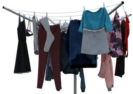 How to do dry cleaning at home