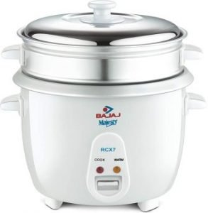 Bajaj RCX 7 1.8L 550W Rice Cooker