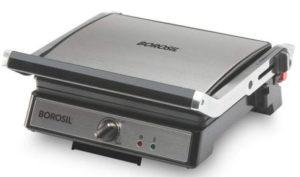 Borosil Super Jumbo 180-degree 2000W Grill Sandwich Maker