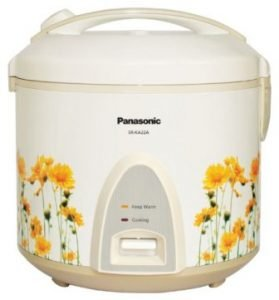 Panasonic SR-KA22A 5.7-Litre 745-Watt Automatic Electric Rice Cooker