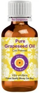 Deve Herbes Pure Grapeseed Oil