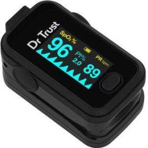 Dr. Trust (USA) Finger Tip Pulse Oximeter