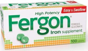 Fergon Iron Supplement