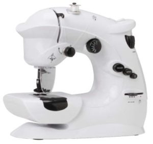 HNESS Electric Sewing Machine Multipurpose Household 7 Stitched Pattern Portable Sewing Machine