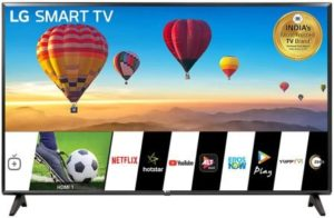 LG 32 Inches HD Ready Smart LED TV 32LM560BPTC