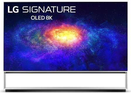 LG SIGNATURE ZX 88 inch Class 8K Smart OLED TV (OLED88ZXPUA)