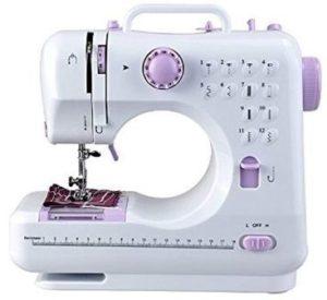 Luhi Mini Multifunction Household Plastic Sewing Machine