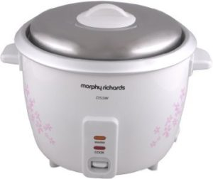 Morphy Richards D55W 1.5L 350W Electric Rice Cooker