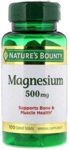 Nature's Bounty High Potency Magnesium