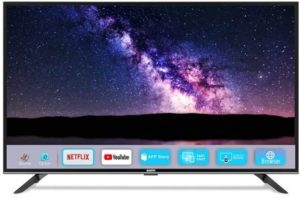 Sanyo 108 cm (43 inches) Nebula Series Full HD Smart IPS LED TV, XT-43A081F