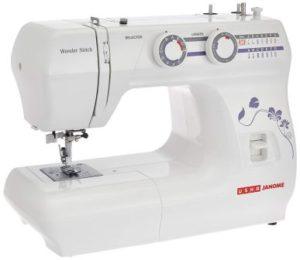Usha Janome Wonder Stitch Automatic Zig-Zag Electric Sewing Machine