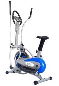 LEEWAY Orbitrek Exercise Elite Cycle Multi Orbitrack Elliptical Steel Wheel bike