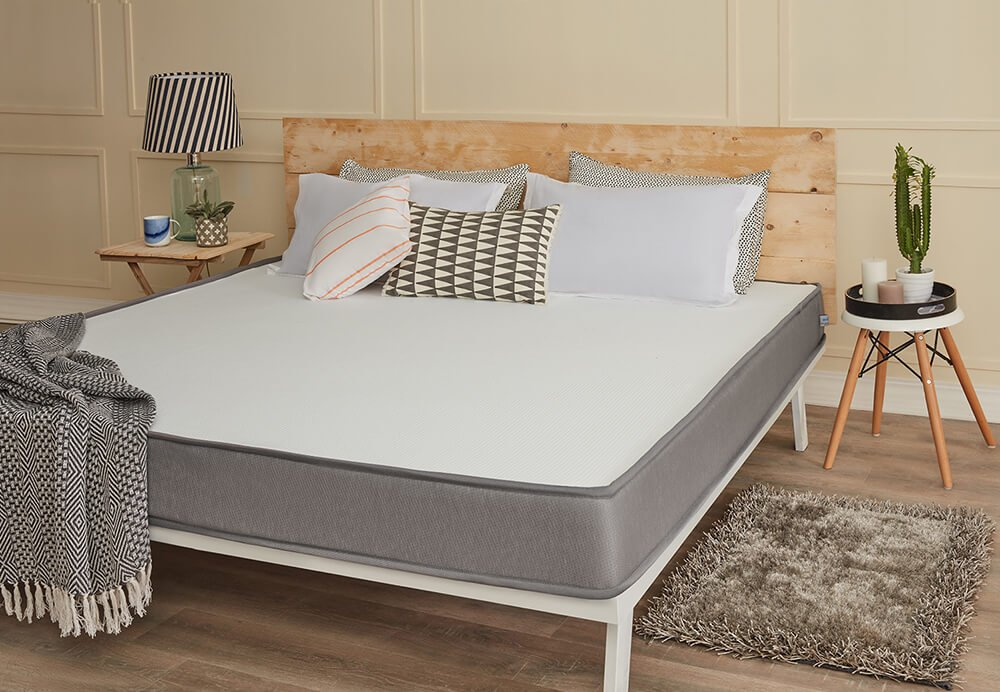 Wakefit Dual Comfort Mattress - Hard & Soft Review, Wakefit Mattress Review