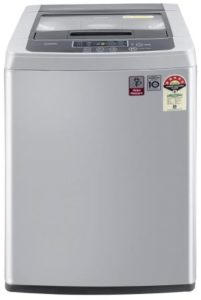 LG 6.5 Kg 5 Star Smart Inverter Fully-Automatic Top Loading Washing Machine (T65SKSF4Z)