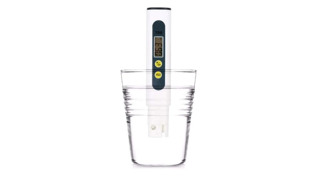 TDS Controller in a Water Purifier
