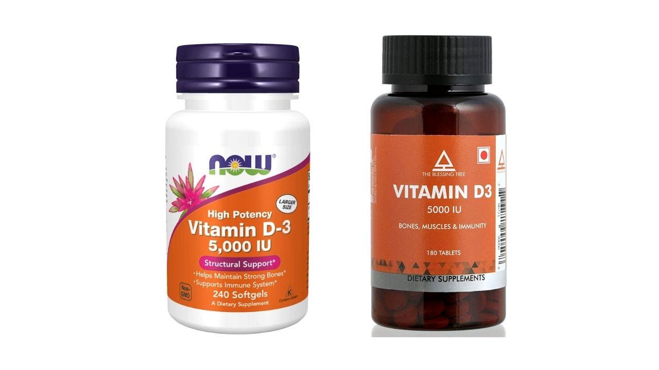 Best Vitamin D Supplements