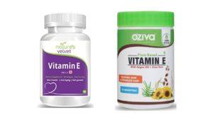 Best Vitamin E Capsules in India