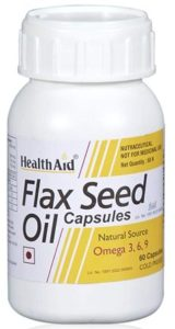 Best Flaxseed Oil Capsules in India