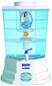 Kent Gold Plus UF Gravity Water Purifier