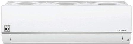 LG 1.5 Ton 5 Star Wi-Fi Inverter Split AC (Copper LS-Q18SWZA)