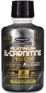 Muscletech Essential Series L-Carnitine