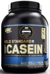 ON (Optimum Nutrition) Gold Standard 100% Casein Protein Powder