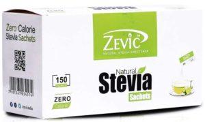 Zevic Stevia Sugar Free Sachets