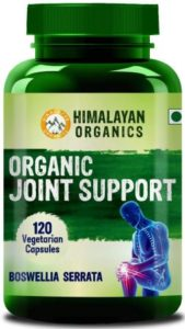 Himalayan Organics Organic Joint Support Supplement