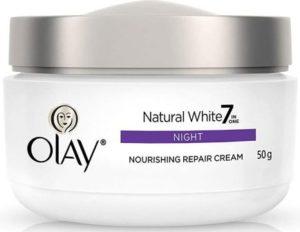 Olay Night Cream Natural Night Skin Repair Cream