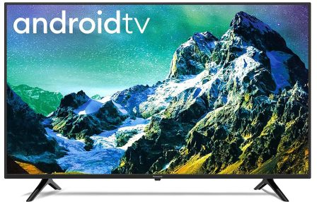 Panasonic TH-58HX450DX 58 inch 4K Ultra HD Certified Android Smart LED TV