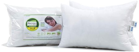 Recron Certified Dream Fibre Pillow