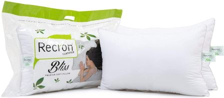 Recron Certified Fibre Bliss Pillow