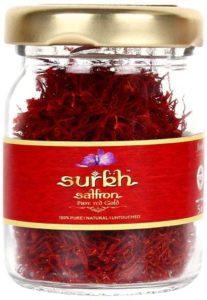 Surkh Saffron Untouched Grade 1 Saffron