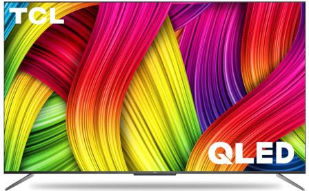 TCL 65C715 4K Ultra HD Certified Android Smart QLED TV