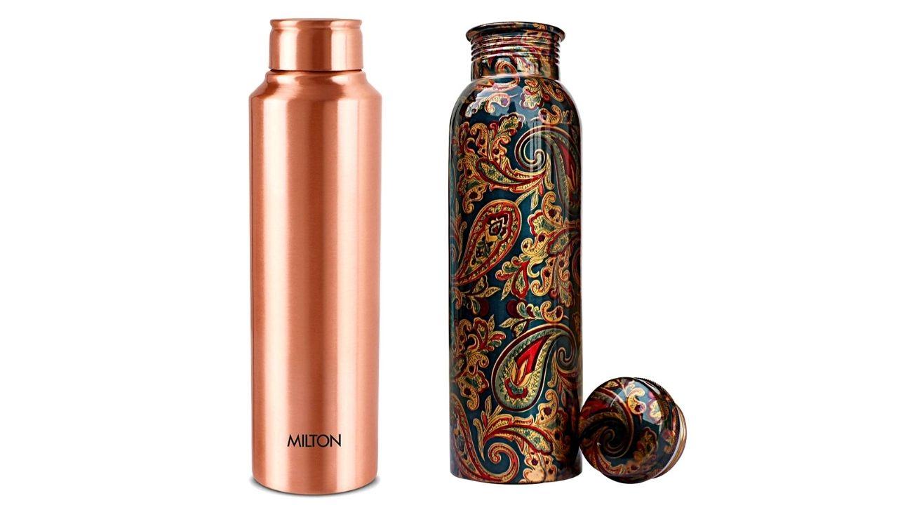 Best Copper Water Bottle