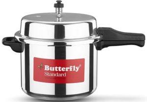 Butterfly Standard Aluminium Pressure Cooker
