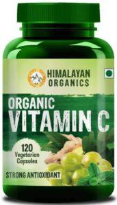 Himalayan Organics Organic Vitamin C Capsules